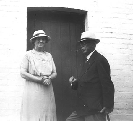 Arthur & Edith Bellamy