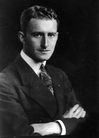 Wilfred Lawrence Carter in the 1920s